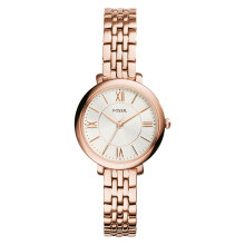 Fossil Jacqueline Mini Rose Tone Stainless Steel [ES3799]