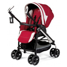 Peg Perego Stroller Switch Compact Completo Beauty