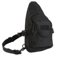 [LESHP]New Multi-function Waterproof Oxford Cloth Bag Single Shoulder Bags Outdoor black