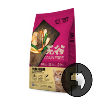 KITCHEN FLAVOR grainfree 1.5 kg baby cat and kitten food