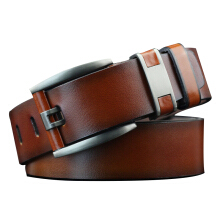 Dandali Original imported retro microfiber antique men's wide belt