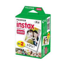 Fujifilm Twin Pack Instax Paper White