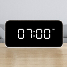 Xiaomi xiaoai Smart Voice Broadcast Alarm Clock