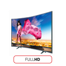 ICHIKO Curved LED TV 65 Inch UHD - S6558