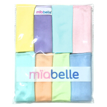 MIABELLE Baby Washcloth Isi 8 Pcs