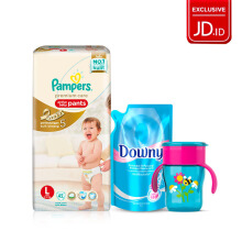 AVENT x PAMPERS Exclusive Package - Large 42 (Girl)