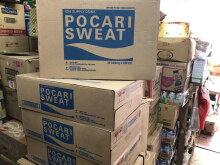 Pocari sweat 300ml isi 24can