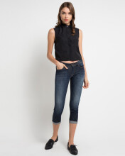 MIYOSHI JEANS MY17PA064RB Skinny Jeans 7/8 - Blue