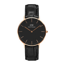 Daniel Wellington Black Reading - 36mm