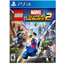 SONY PS4 Game - LEGO Marvel Superheroes 2 Reg 2