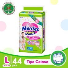 MERRIES Good Skin Popok Pants L - 44
