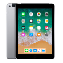APPLE New iPad 9.7 inch 2018 32GB WIFI and Cellular - Grey