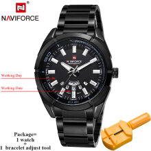 PEKY NAVIFORCE Men Watches Luxury Brand Dress Quartz Watch