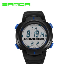 2018 SANDA Fashion Men Sports Watches Waterproof Outdoor Digital Watch Swimming Diving Wristwatch