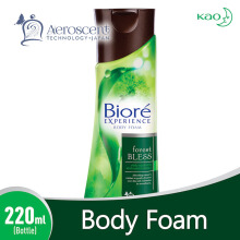 BIORE Body Foam Forest Bless Bottle 220 ml