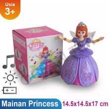 Mainan Anak Angel Girl Musik CJ348-1 Others