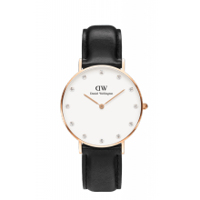 Daniel Wellington Classy Sheffield 34mm Rose Gold