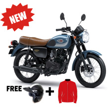 Kawasaki W175 SE ALL COLORS