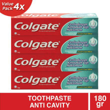 COLGATE Fresh Cool Mint 4pcs x 180gr