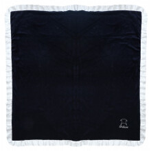Cribcot Travel Blanket Navy 100 x 100 cm