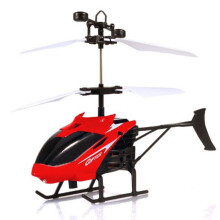 Mini RC drone Flying RC Helicopter Aircraft dron Infrared Induction LED Light Remote Control drone dron Kids Toys
