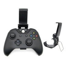 [OUTAD] Game Controller Holder Mount Bracket Handgrip Handle Black