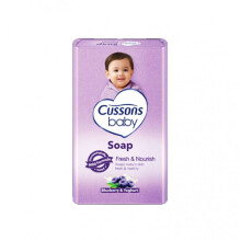 Cussons Baby Soap Bar Fresh and Nourish - 75 gr