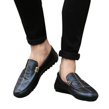SiYing Korean casual loafers set foot men's shoes