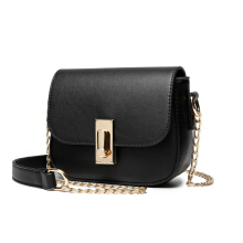 Jantens Ladies bag shoulder bag diagonal chain small crossbody bag casual flip Messenger bag