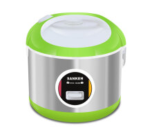 Sanken SJ-3050 Rice Cooker - Green [2 L] Green