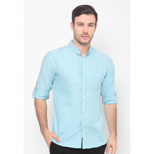 FBW Oxford Long Sleeves Shirt - Tosca
