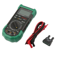 [COZIME] MASTECH MS8265 Digital Multimeter AC/DC Volt Amp Capacitance Frequency Test Others