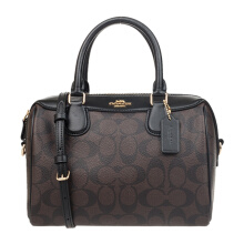 Coach Women's Brown Leather Tote F32203IMAA8
