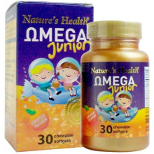 Nature's Health Omega Junior