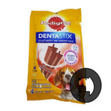 PEDIGREE 98 gr denta stix medium dog smoky beef flavour