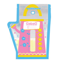 GABAG Breastmilk Storage Bags 150ml