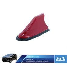 JSL Antena Sharkfin Xpander Warna Red Metalic