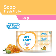 My Baby Bar Soap Fresh Fruity 100g