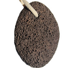 IKBEN Natural Earth Lava Pumice Stone for Foot Callus