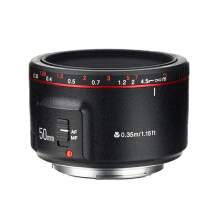 Yongnuo 50mm F1.8 II For Canon ( New Version ) Black