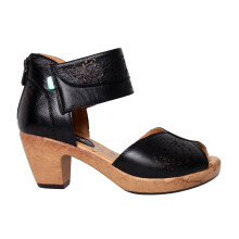 Kickers Ladies Shoes Kcl2163B - Black