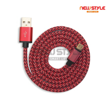 New style OT-1122 USBKabel Data Mirco Data Cable for Android Multicolor (kirim random)