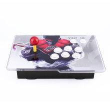 [OUTAD] Multi-game 846 Game in One Family Box with Single Joystick Home Machine White