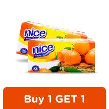 NICE Facial Soft Pack 200's (Buy 1 Get 1)