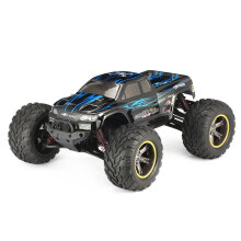 COZIME GPTOYS Foxx S911 1/12 2WD 40km/h Off-Road Dirt Truck Electric RC Car RTR Blue US plug