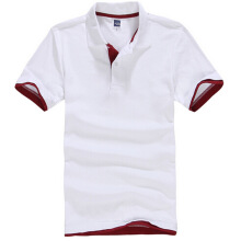 Z UNCLE Store 1AC05 Men's Polo Shirt Short Sleeve Golf Tennis T-Shirt