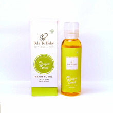 BELLI TO BABY Grapeseed Natural Oil 100 ml