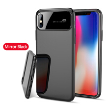 Smatton Luxury Smooth Mirror HUAWEI P20 Plus Case Piano Lens UV Hard PC Shockproof Cases Cover