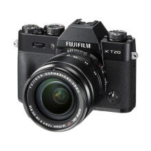 Fujifilm X-T20 18-55mm Kamera Mirrorless Black