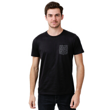 FAMO Men Tshirt 1001 510011812 - Black